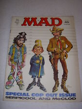 MAD Magazine, September, 1974, SPECIAL COP OUT ISSUE - SERPICOOL & MCCLOD!