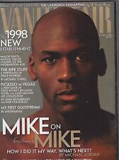 OCT 1998 VANITY FAIR vintage magazine ( UNREAD - NO LABEL ) MICHAEL JORDON