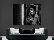 ANONYMOUS GUY FAWKES MASK KNIFE  ART WALL LARGE IMAGE GIANT POSTER