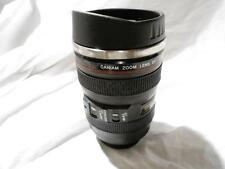 24-105mm Caniam DSLR Camera Lens Travel Coffee Mug / Cup / Thermos , Stainless