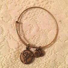 Alex and Ani Goddaughter Russian Gold Expandable Energy Bracelet