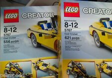 LEGO Cool Cruiser (5767) New Set in sealed MISPRINTED BOX MISB - Collectable
