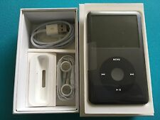 New Apple iPod classic 7th Generation Black (160 GB)