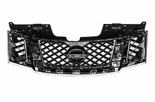 Nissan Genuine Navara D40 After March 2010 Front Radiator Grille 623105X00B