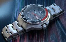 BARBOS BARNEY WATER RESISTANT 1650ft MENS DIVER WATCH NEW