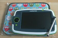 Leapfrog Leappad Platinum in green with new case