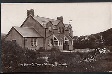 Wales Postcard - Sea View Cottage & Stores, Rhossilly, Glamorgan  BE207