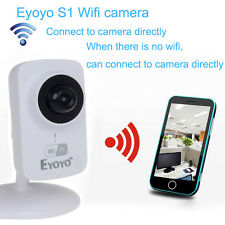 Eyoyo Wireless IP WiFi CCTV Security Camera HD Baby Monitor For iPhone Android