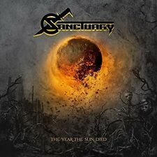 SANCTUARY - THE YEAR THE SUN DIED  CD NEU