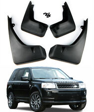 OEM Set Splash Guar Mud Guards Mud Flaps For 06-2016 Land Rover Freelander 2 LR2
