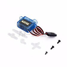 3.7g RC Model Mini micro Servo for Rc helicopter Airplane Foamy Plane AS