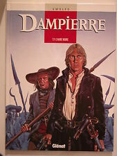 DAMPIERRE ** TOME 1 L AUBE NOIRE ** REED SWOLFS  (COLLECTION VECU)