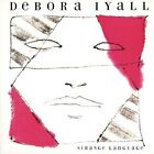 DEBORA IYALL: Strange Language LP Vinyl Record, M/ by Howie Weinberg (NM !!)