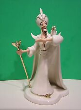 LENOX Disney JAFAR sculpture from Aladdin NEW in BOX