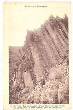 CPA 22 - GOUAREC (Côte d'Armor) - A. W. 4499. Les formidables Arêtes rocheuses