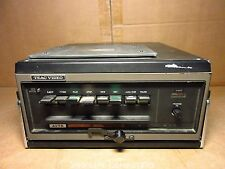 TEAC V1000AB-N VCR Aircraft Data Video Recorder Airborne Videocasette Recorder