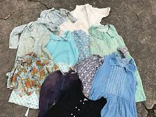 Lot Of 1930s 40s  50s Women's Handmade Dresses Clothing