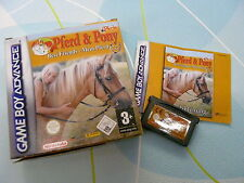 Pferd & Pony: Best Friends - Mein Pferd Game Boy Advance in OVP