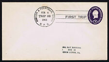 US U534 ON 1956 H.P.O. TRIP 32 COVER ASHTON & POCATELLO IDAHO  (ESP#671)