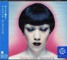 YOUNG PUNCH - DISCONISTA - Japan CD - NEW J-POP