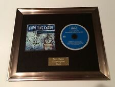 SIGNED/AUTOGRAPHED COUNTING CROWS - SOMEWHERE UNDER WONDERLAND CD PRESENTATION