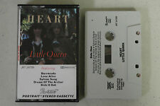 HEART--Little Queen CASSETTE TAPE Portrait 1977