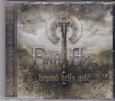 FINAL AXE - BEYOND HELL'S GATE (CD, 2010, Retroactive) Stryper Christian Metal