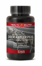 Ageless Male Sex Booster - Deer Antler Plus 550mg - Stinging Nettle Root 1B