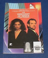 THE MERCHANT OF VENICE NORWICH THEATRE ROYAL TUESDAY 8 - SATURDAY 22 APRIL 1997