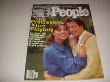 PEOPLE Magazine, July 3 1978, PRINCESS CAROLINE Cover, JOHNNY CASH, ADRIEN ARPEL