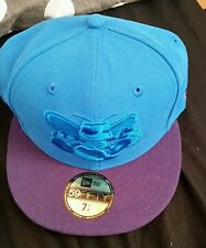 NBA Hornets cap blue men And Woman