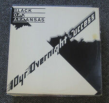 FREE 2for1 OFFER-Black Oak Arkansas–10yr Overnight Success- MCA Records–MCA-2224