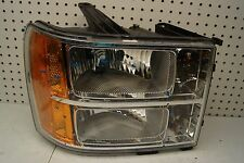07 08 09 10 11 12 13 2014 GMC Sierra 1500 2500 Right Side Halogen Headlight OEM