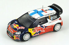 SPARK Citroen DS3 WRC #2 4th Rally Monte Carlo 2012 Hirvonen  S3327 1/43