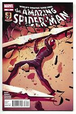 Amazing Spider-Man 679 Marvel 2012 NM Dan Slott Mike Del Mundo Clock