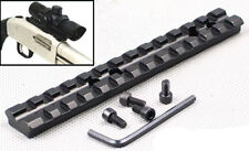 Picatinny/Weaver Rail Scope Mount 13 Slots for SHOTGUN MOSSBERG 500,590,835 Y01