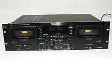Denon DN-780R Dual Well 2-Head Auto Reverse Cassette Recorder
