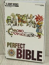 CHRONO TRIGGER Perfect Bible Guide DS Book VJ30*