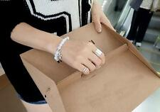 3Pcs Women Midi Tip Finger Above The Knuckle Top Of Finger Over Open Ring