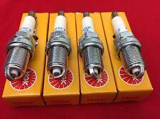 NGK Spark Plugs BKR5EZ 7642 x4 Fits FIAT PUNTO 2 (10/99-- 06/03) 1.2l