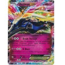 XERNEAS EX 97/146 Ultra Rare Holo Foil Pokemon Card! XY!