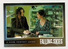 2013 FALLING SKIES PREMIUM PACK BASE CARD #28 A MORE PERFECT UNION