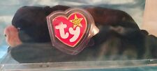 Rare Deutschland Ty Beanie Baby~Blackie~Absolutely Magnificent  (Authenticated)