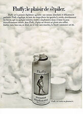 PUBLICITE ADVERTISING 044   1971   PLFUFFY   creme dépilatoire
