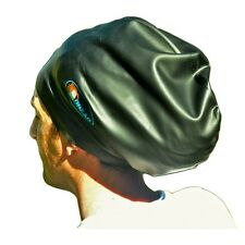 Dread Empire - Medium/Large Swim Cap (Black) Dreadlocks/Braids/Weaves/Extensions