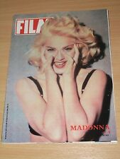 MEGA RARE !! Film magazine Madonna on cover * SUPER CONDITION to your museum