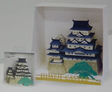 Himeji Castle Paper Nano Laser Cut Intricate Paper Model Construction PN-101