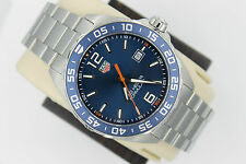 Tag Heuer WAZ1010.BA0842 Formula One Watch Mens Blue Orange Mint Crystal Box