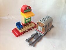 LEGO Duplo Eisenbahn Lok - Thomas & Friends - Toby in Wellsworth - Set 5555