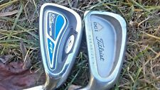 Titleist DCI Gold Oversize+ 3 Iron Tri-Spec Steel And King Cobra Iron 6 FP R/H